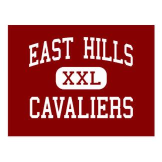 East Hills - cavaliers - Middle - Bloomfield Hills Postcard