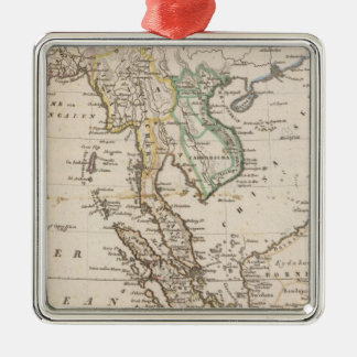 East India 2 Metal Ornament