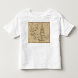 East India Islands 2 Toddler T-shirt