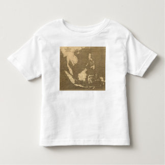 East India Islands Map by Arrowsmith Toddler T-shirt