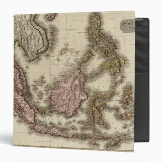 East India Isles 3 Vinyl Binder