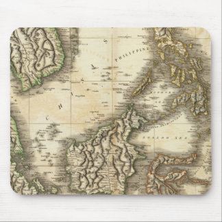 East India Isles Mouse Pad
