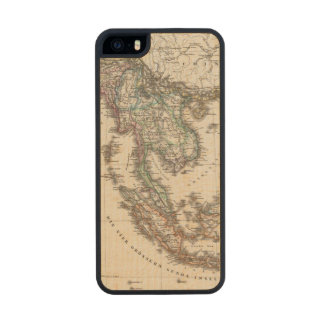 East India Carved® Maple iPhone 5 Slim Case