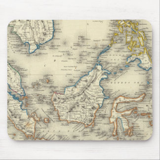 East Indies 2 Mouse Pad
