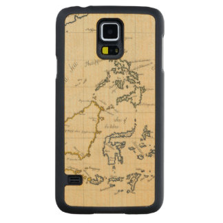 East Indies Carved® Maple Galaxy S5 Case