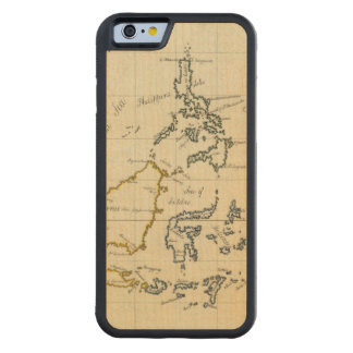 East Indies Carved® Maple iPhone 6 Bumper