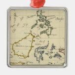 East Indies Metal Ornament