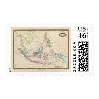 East Indies Stamp