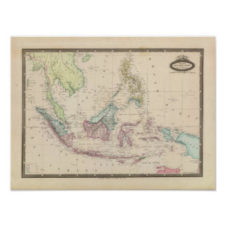 East Indies Poster