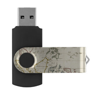 East Indies Swivel USB 2.0 Flash Drive