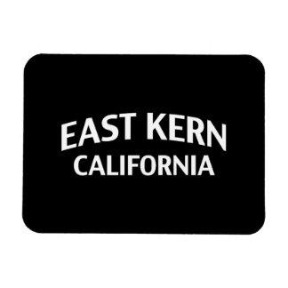 East Kern California Rectangular Photo Magnet