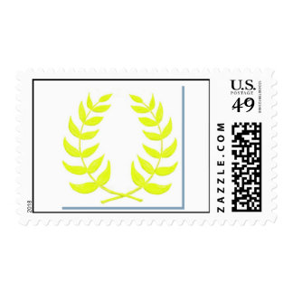East kingdom Award: Laurel Postage Stamp