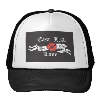 EAST L.A. LOVE_Final Trucker Hat