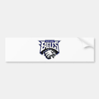 East Lake Eagles Fan Shop Bumper Sticker