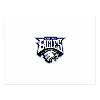East Lake Eagles Fan Shop Postcard