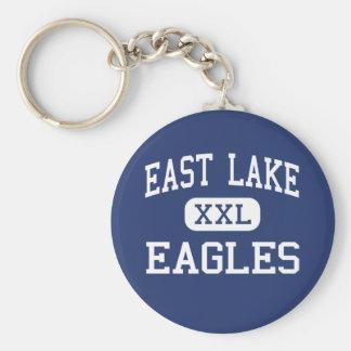 East Lake - Eagles - High - Tarpon Springs Florida Keychain