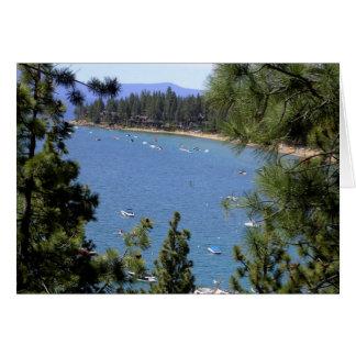 East Lake Tahoe *Greeting Card