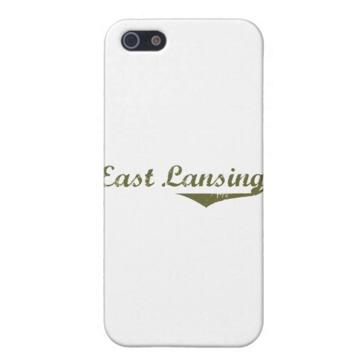 East Lansing Revolution t shirts Cover For iPhone 5