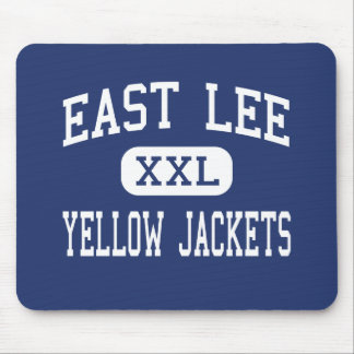 East Lee Yellow Jackets Middle Sanford Mouse Pad