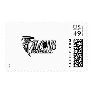 East Lincoln Middle School Falcons Postage