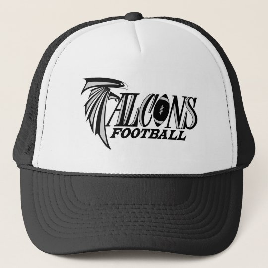 East Lincoln Middle School Falcons Trucker Hat