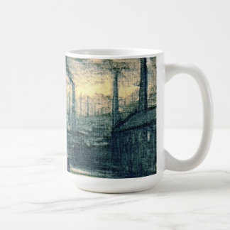 East London England 1908 Coffee Mug