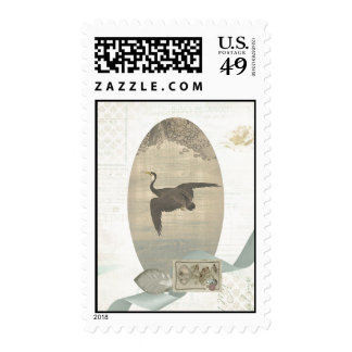 East Meets West Postage