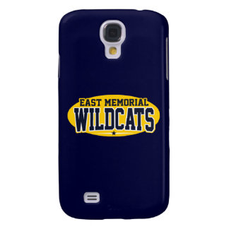 East Memorial Christian Academy; Wildcats Galaxy S4 Cases