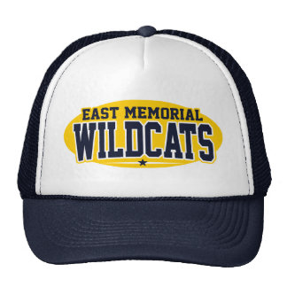 East Memorial Christian Academy; Wildcats Trucker Hat