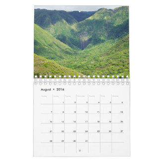 East Molokai Hawaii Calendar