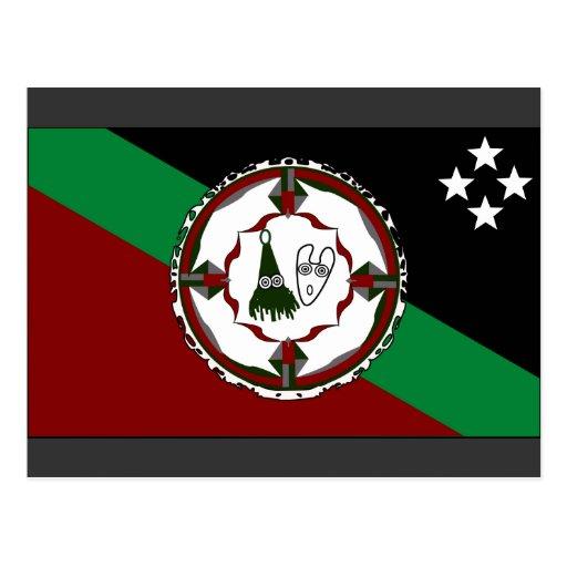 East New Britain, Papua New Guinea Post Card
