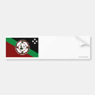 East New Britain Province, PNG Bumper Stickers