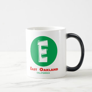 East Oakland Magic Mug
