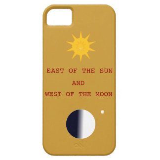 East of the Sun and West of the Moon iPhone 5 Cover