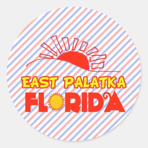 East Palatka, Florida Sticker