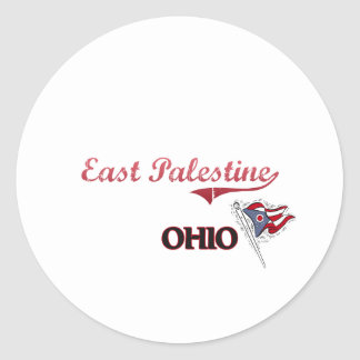 East Palestine Ohio City Classic Stickers