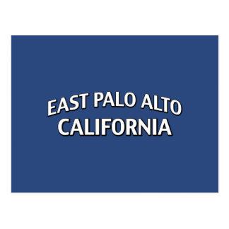 East Palo Alto California Postcard