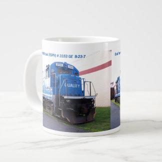 East Penn Railroad Locomotive #3153 Jumbo Mug