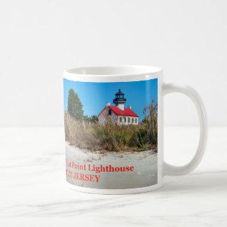 East Point Lighthouse, New Jersey Mug