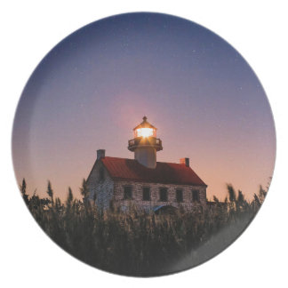 East Point Lighthouse. Party Plate