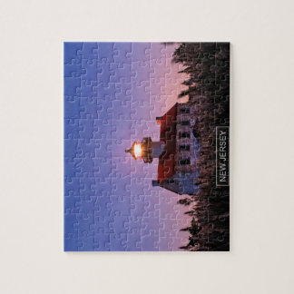East Point Lighthouse. Jigsaw Puzzles
