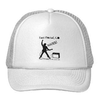 East Portal, CO Trucker Hat