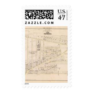 East Providence Rhode Island Stamp