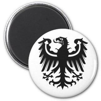 East Prussian Black Eagle Magnet