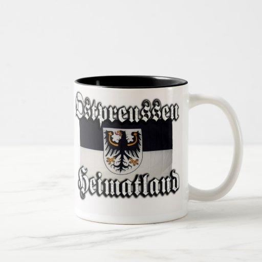 East Prussian Mug