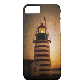 East Quoddy Head Lighthouse iPhone 7 Case
