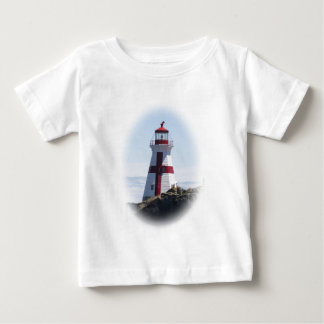 East Quoddy Lighthouse Baby T-Shirt