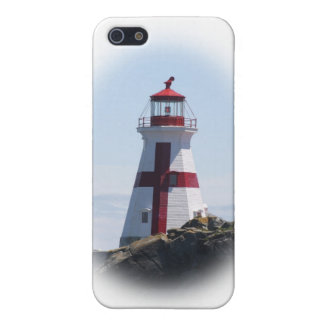 East Quoddy Lighthouse Case For iPhone SE/5/5s