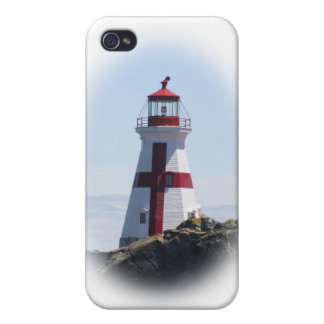 East Quoddy Lighthouse iPhone 4 Covers