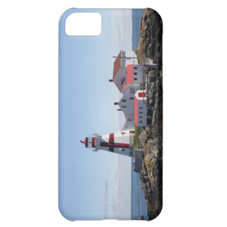 East Quoddy Lighthouse iPhone 5C Case